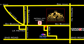 Golden Time Pattaya